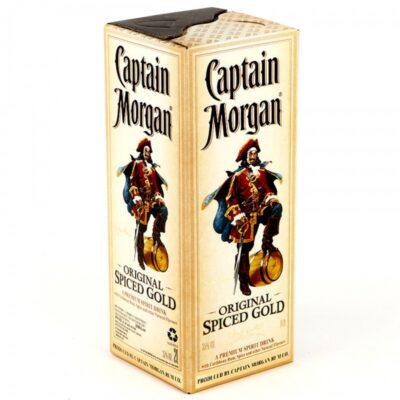 капитан морган спайсд в паке