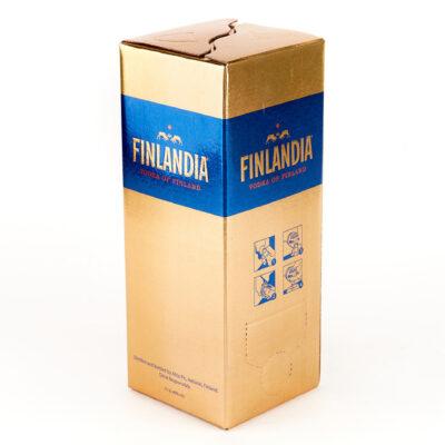 Водка Финляндия 2 литра в тетрапаке