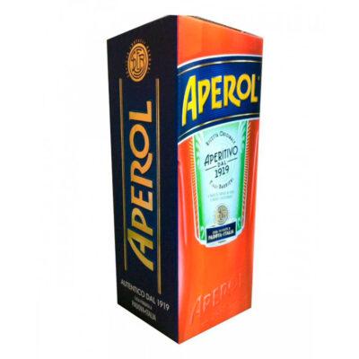 Ликер Aperol 2л (Апероль 2 литра в паке)